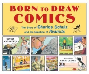 Ginger Wadsworth Born to Draw Book